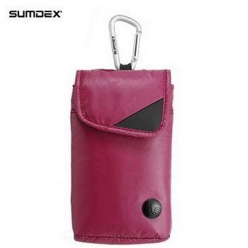 【SUMDEX】NRF-239AM(紅)都會-輕炫主義精靈包