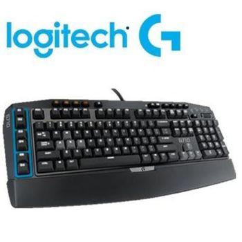 Logitech  羅技G710+機械遊戲鍵盤-青軸