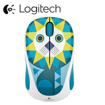 Logitech 羅技 M238無線滑鼠-獅子