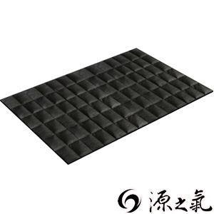 【源之氣】台灣竹炭遠紅外線能量墊60X84公分/ RM-40704