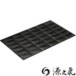 【源之氣】台灣竹炭遠紅外線能量墊 36X56公分/RM-40703