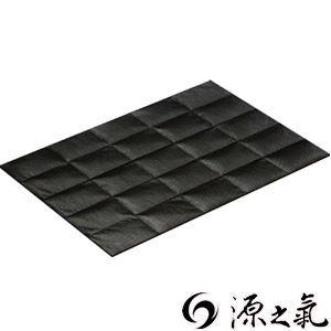 【源之氣】台灣竹炭遠紅外線能量墊 30X41公分/ RM-40701