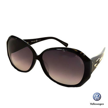 Volkswagen 福斯太陽眼鏡 女款-時尚紫vwgo18-co1
