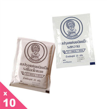 泰國 皇家牛奶片 (25g) 10包入
