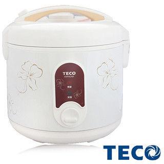 東元TECO-10人份電子鍋(XYFYC101)+不鏽鋼保冷溫杯