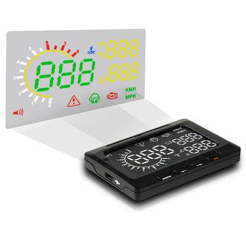 APP 第三代 OBD-II HUD 抬頭顯示器