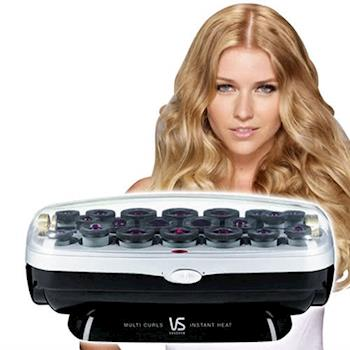 【買再送】【VS沙宣】快熱髮卷套裝20捲VSCHV21W