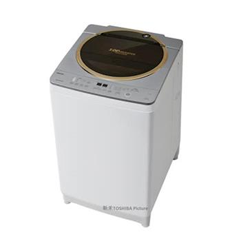 ★贈10入碗組SP-1505★『TOSHIBA』☆東芝 11公斤 SDD 變頻洗衣機 AW-DME1100GG