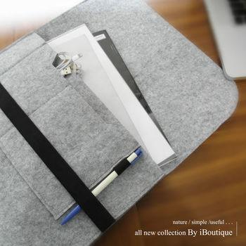 Macbook 11/13吋  羊毛氈收納包 - iPad 平版 / Macbook適用