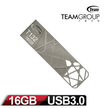 Team 十銓科技 T132 16GB USB3.0 星鑽碟