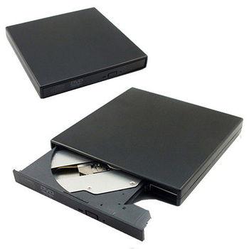 USB 2.0 外接式 DVD-ROM Combo機(DVD光碟機 可燒錄CD)