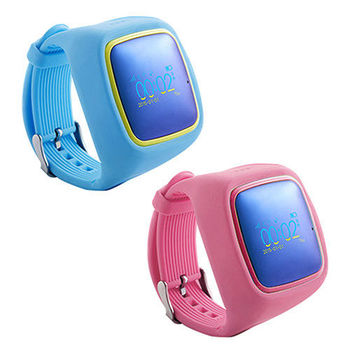 【IS愛思】魔法使兒童GPS定位手錶項鍊