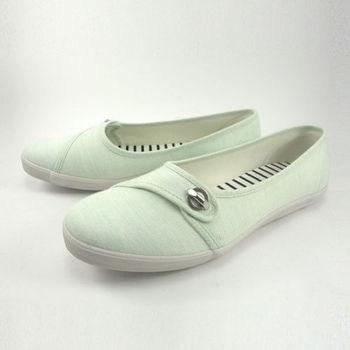 [T-EGO]帆布女娃娃鞋-MIO7524