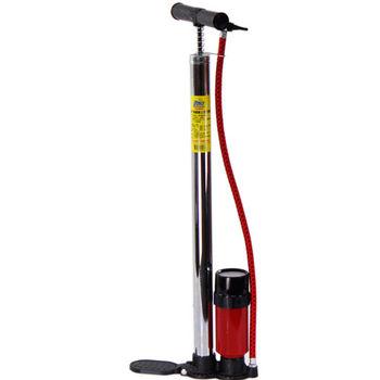 鐵馬行高壓直立式打氣筒附氣壓表(802)