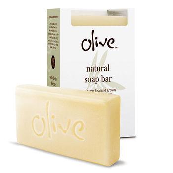 【紐西蘭Olive】新橄欖天然香皂 100g*2入