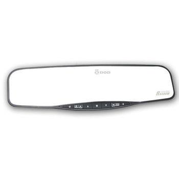 DOD RX400W FULL HD 1080P GPS 後視鏡型行車記錄器 (送16G CLASS10記憶卡)
