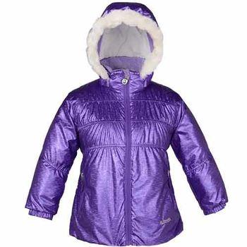 【聖伯納 St.Bonalt】童-防水鋪棉滑雪外套-薰衣紫(87038)