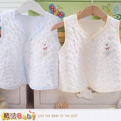 魔法Ba東森購物主持人by~嬰兒背心外套 專櫃款正品鋪棉薄款~k44140
