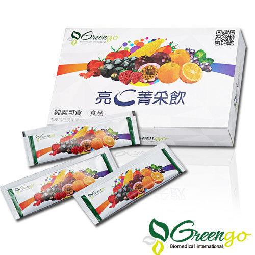 綠立生醫Greengo亮C菁采飲(10ml×45包)