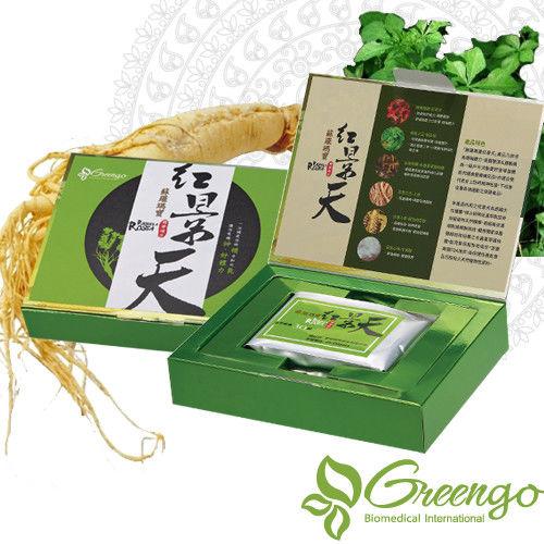 綠立生醫Greengo蘇羅瑪寶紅景天精華複方錠劑(30粒裝)