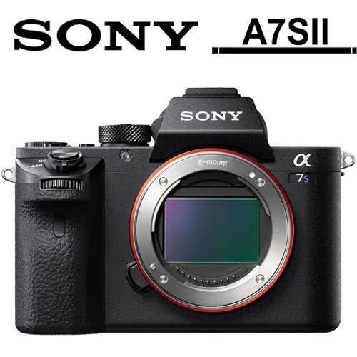 【64G充電器組】SONY A7SII 單機身 (A7SM2)(公司貨)