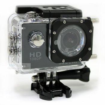 FLYone SJCAM 4000/4000w (摩托車專用/隨充隨錄) 側開孔防水殼+防水車充線+防水USB線組