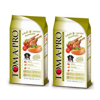 【TOMA-PRO】優格 成犬 骨關節強化 羊肉&米 大顆粒 3公斤 X 2包