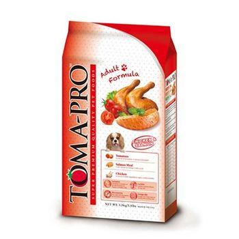【TOMA-PRO】優格 成犬 高適口性配方 雞肉米 犬糧 13.6公斤 X 1包