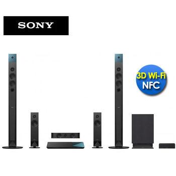 買就送《SONY》3D藍光家庭劇院組BDV-N8100W