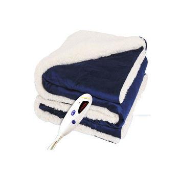 【BIDDEFORD】超舒適智慧型安全電熱毯 OTQ-T