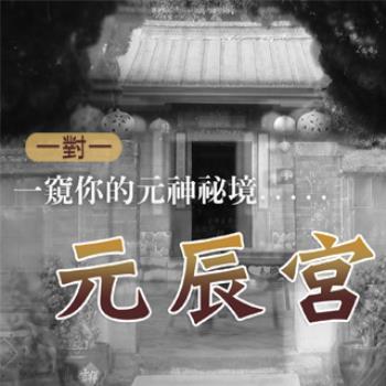 【菩提居】靈修名師-道荷老師 親探元辰宮(一對一)