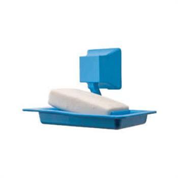 雅緻香皂架 吸盤香皂架 無痕香皂架肥皂架(顏色隨機)