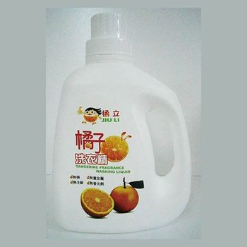 橘立橘子精油洗衣精