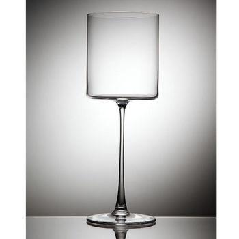 【Rona樂娜】Vela矩形杯系列 / 白酒杯-350ml(2入)-RNLR3501-350