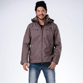 【JORDON 橋登】男款時尚保暖PrimaLoft外套(801)
