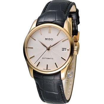 美度 MIDO Belluna ll 永恆優雅80小時動力儲存機械錶 M0242073603100