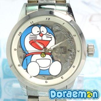 哆啦A夢 坐姿機械錶