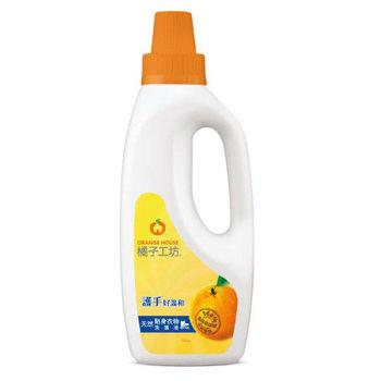 橘子工坊天然冷洗精 貼身衣物洗滌液-750ml*6入/組