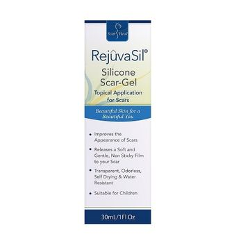 RejuvaSil®施舒雅疤痕護理凝膠 Silicone Gel ( 30ml ) - 未滅菌