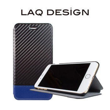 LAQ DESIGN Urban Folio iPhone6s / 6 Plus 側翻式保護套