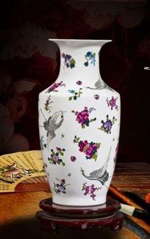 景德鎮創意小花瓶現代家居裝飾工藝品14