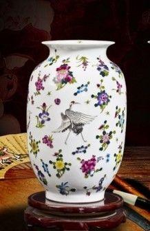 景德鎮創意小花瓶現代家居裝飾工藝品13