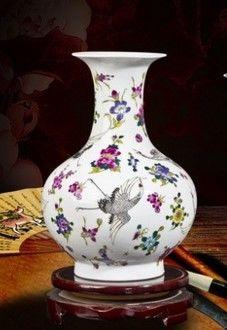 景德鎮創意小花瓶現代家居裝飾工藝品08