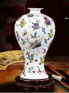 景德鎮創意小花瓶現代家居裝飾工藝品07