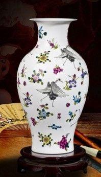 景德鎮創意小花瓶現代家居裝飾工藝品05