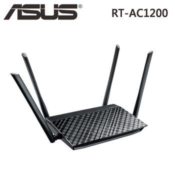 ASUS 華碩 RT-AC1200 雙頻無線分享器 / 802.11ac