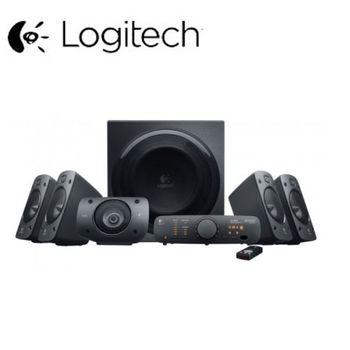 羅技 5.1環繞音效音箱系統 Z906