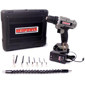 NEOPOWER 12V 鋰電 電鑽 起子機