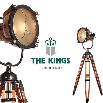 【THE KINGS】Age of Sail大航海時代(Jumbo旗艦版)復古工業立燈