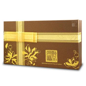【名池茶業】福壽梨山天池手採高山茶葉禮盒(台灣甄品款)